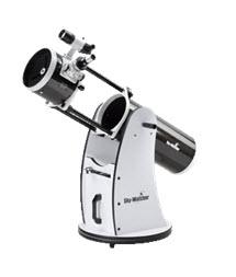 กล้องโทรทรรศน์แบบสะท้อนแสง ขนาด 8 นิ้ว ฐานแบบอัลตาซิมุท