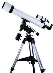 กล้องโทรทรรศน์แบบหักเหแสง ขนาด 4 นิ้ว