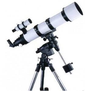 กล้องโทรทรรศน์แบบหักเหแสง ขนาด 5 นิ้ว แบบมีมอเตอร์ตามดาว1