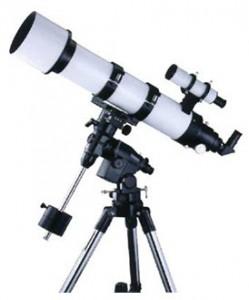 กล้องโทรทรรศน์แบบหักเหแสง ขนาด 5 นิ้ว