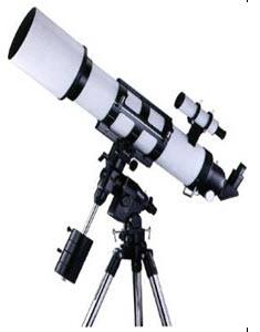 กล้องโทรทรรศน์แบบหักเหแสง ขนาด 6 นิ้ว แบบมีมอเตอร์ตามดาว1