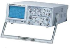 ออสซิลโลสโคป (Oscilloscope 2 channel)