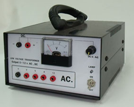เครื่องจ่ายแรงดันไฟฟ้าแบบปรับค่าได้ (Regulated Power Supply)