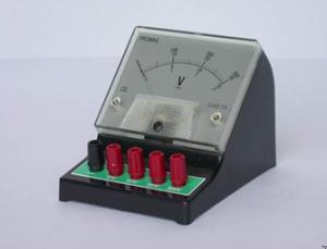 โวลท์มิเตอร์ Volt meter